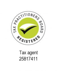 Tax Agent Logo 25817411_Colour_Portrait